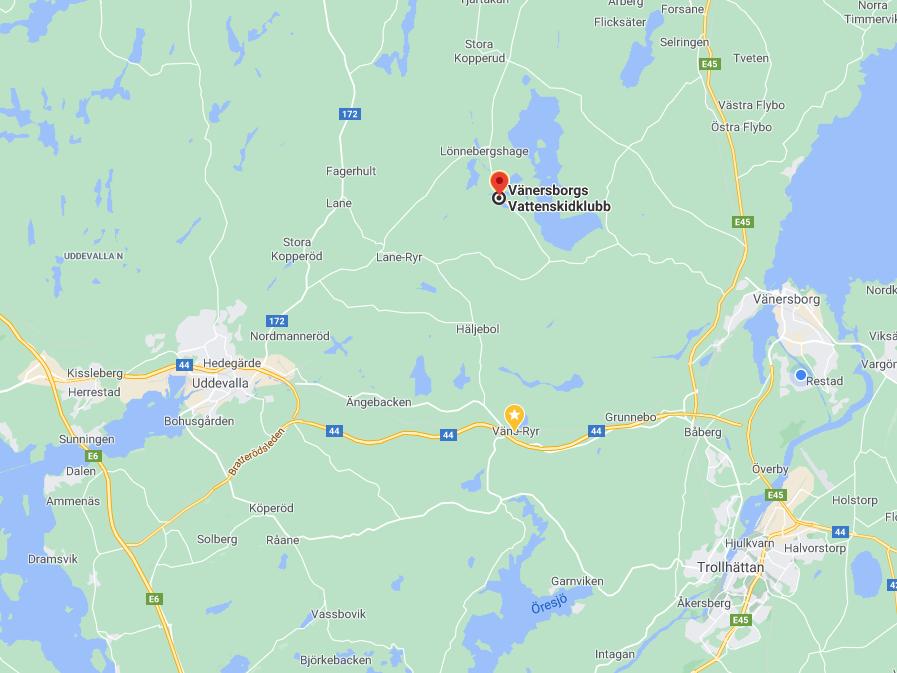 Vänersborgs Vattenskidklubb